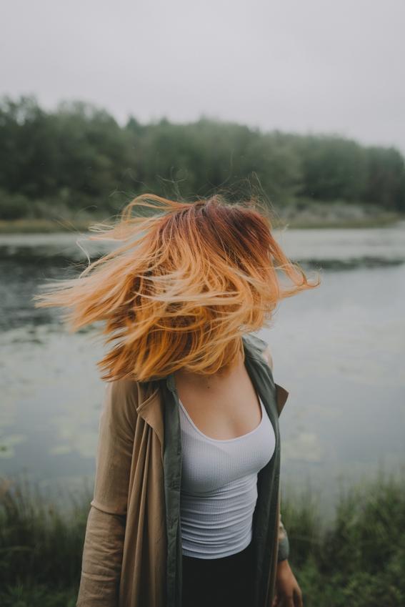 como dar volumen al cabello si es muy delgado 2