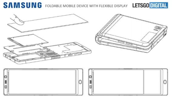 samsung podria lanzar hoy galaxy x smartphone flexible 3