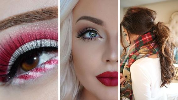 christmas makeup ideas 4