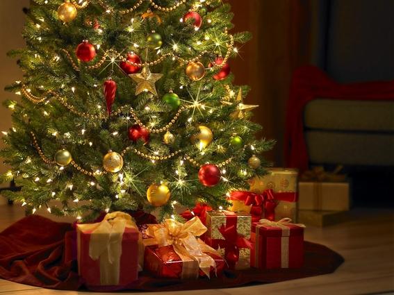¿cuando se prende el arbol de navidad 2