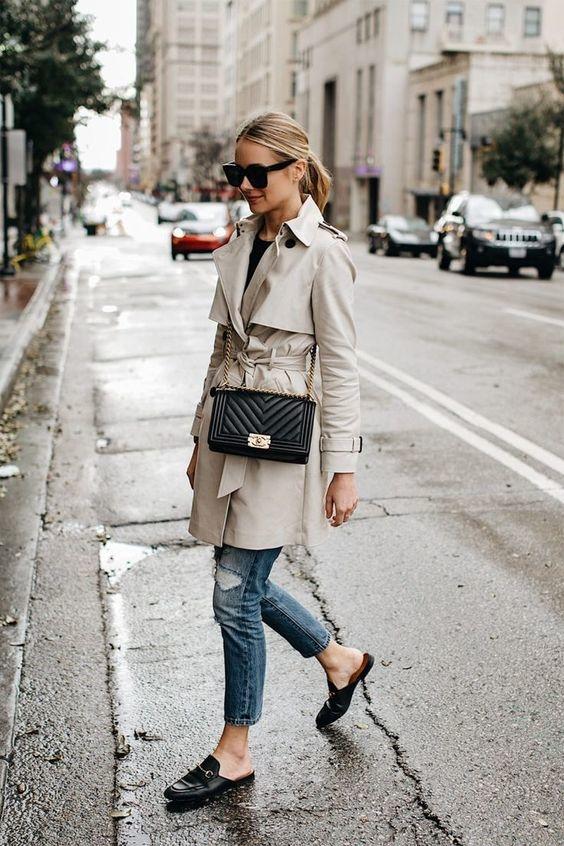 formas correctas de usar un abrigo de mujer 2