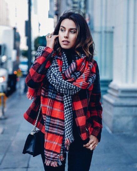 formas correctas de usar un abrigo de mujer 3
