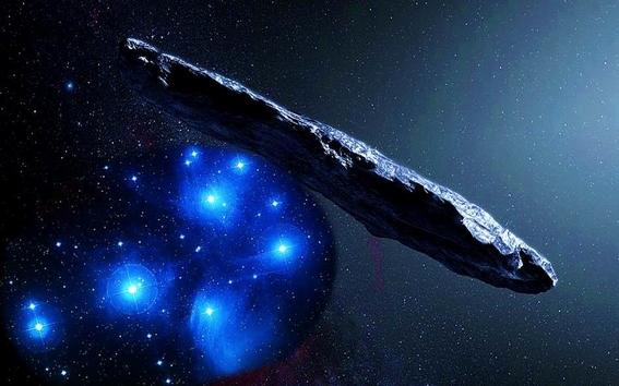 cientificos rechazan la teoria de harvard sobre objeto interestelar 1