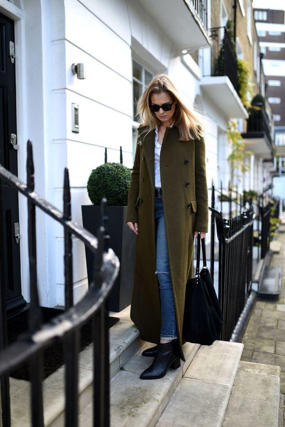 formas correctas de usar un abrigo de mujer 8