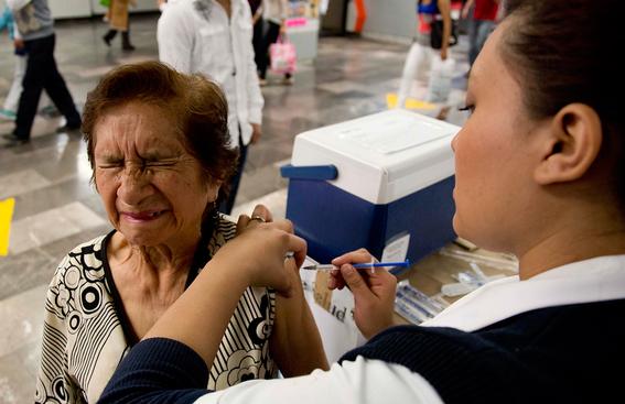 aumentan los casos de influenza estacional en mexico 2