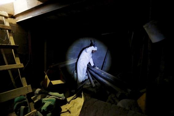 fotos ineditas de edgard garrido fuga del chapo 10
