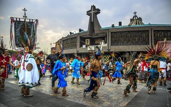 tradiciones del maraton guadalupe reyes 1
