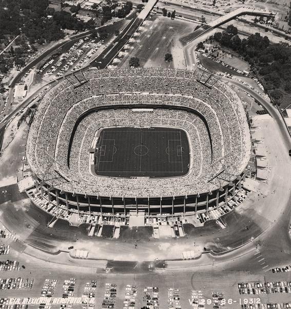 como llegar al estadio azteca 1