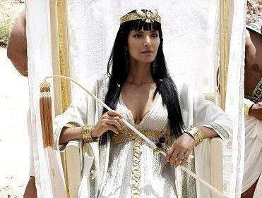 cuales son las reinas egipcias mas importantes 1