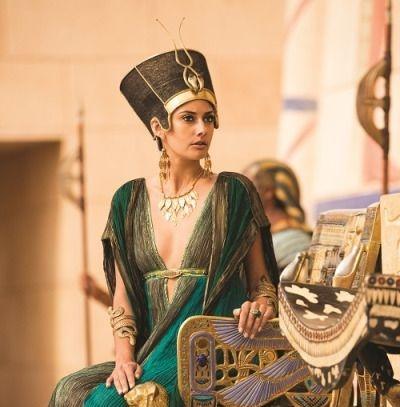cuales son las reinas egipcias mas importantes 2