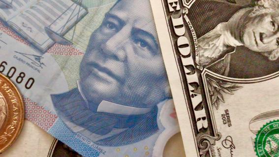 dolar sube su precio se vende en 20 pesos 1
