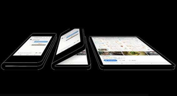 samsung presenta telefono con pantalla plegable sin revelar diseno 2