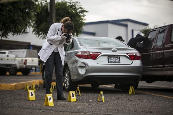 homicidios e impunidad en mexico 1