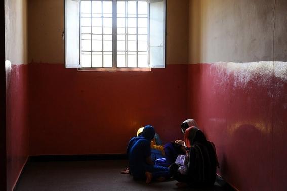 fotos aref karimi vida carcel mujeres afganistan 11