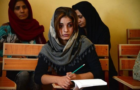 fotos aref karimi vida carcel mujeres afganistan 9