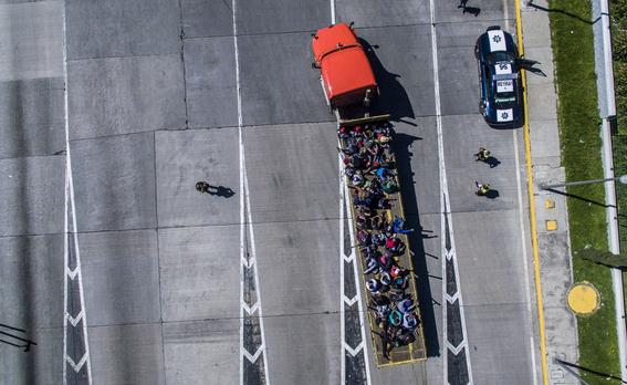 secuestro de migrantes en mexico 1