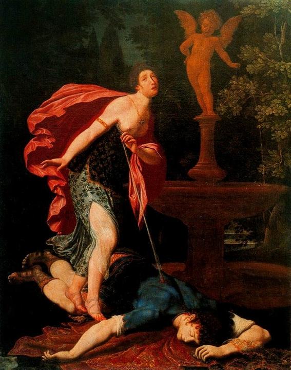 personajes literatura morir de amor tragico 1