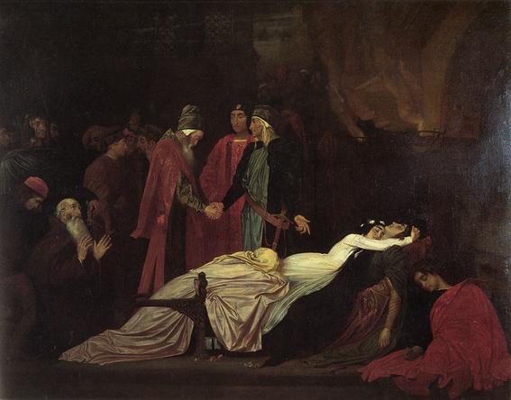 personajes literatura morir de amor tragico 2