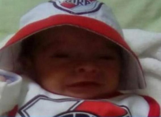 en argentina nombran a un bebe como river plate 2