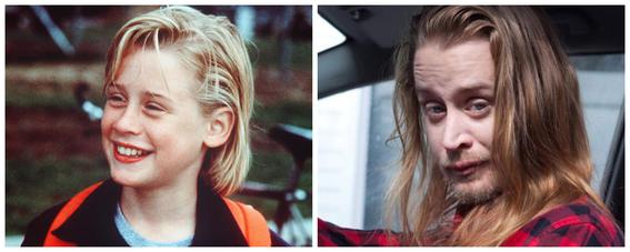 transformaciones de ninos actores 1