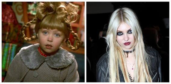 transformaciones de ninos actores 9
