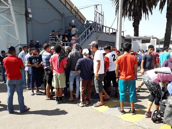 caravana migrante 2