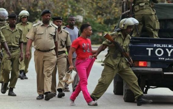 tanzania caza homosexuales pais africano 3
