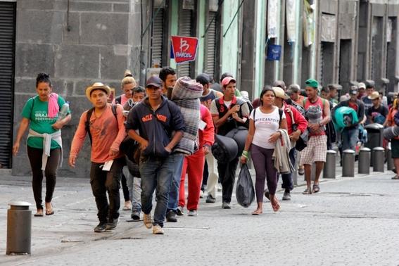 caravana migrante 5