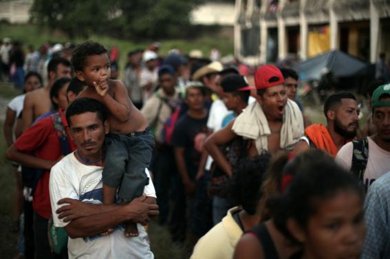 caravana migrante 6