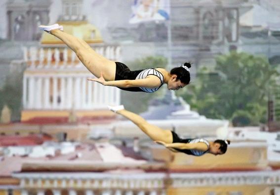 gimnastas mexicanas ganan medalla de bronce en mundial de gimnasia 2