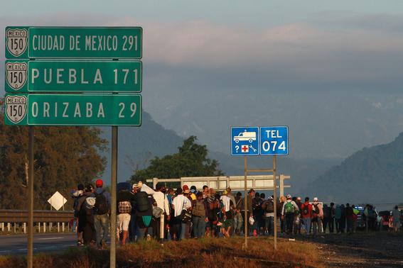 caravana migrante 3