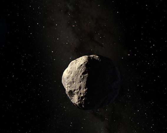 nasa informa que tres asteroides pasaran cerca de la tierra 2