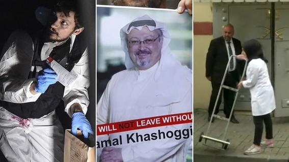 asesinato de periodista jamal khashoggi khashoggi periodista disuelto en acido cuerpo de khashoggi disuelto en acido fue arrojado por el desa 1