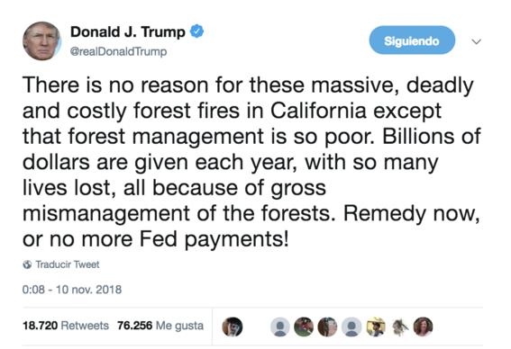 nueve muertes por incendios en california 4