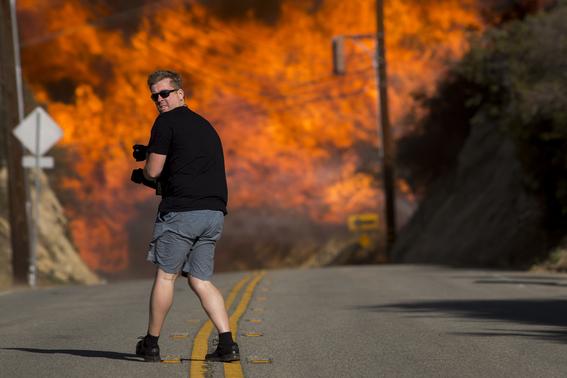nueve muertes por incendios en california 5