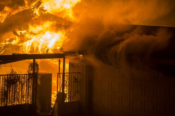 nueve muertes por incendios en california 2