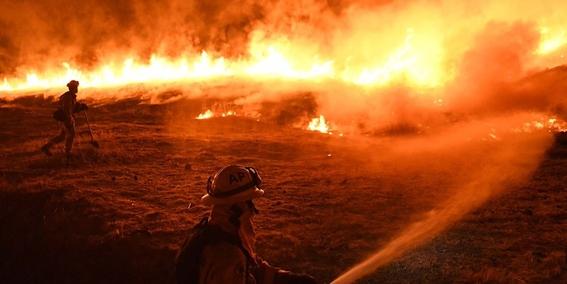 nueve muertes por incendios en california 1