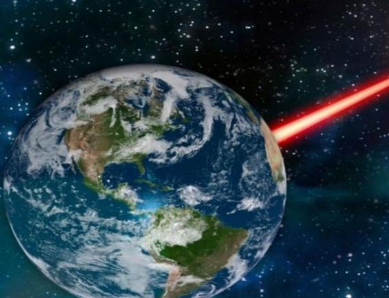 utilizar laseres podria guiar a los extraterrestres a la tierra 1