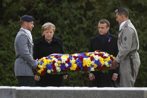 conmemoracion armisticio primera guerra mundial 1