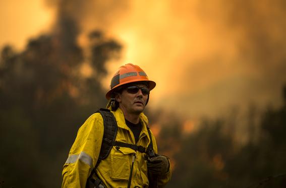 nasa publica imagenes de incendios forestales 3