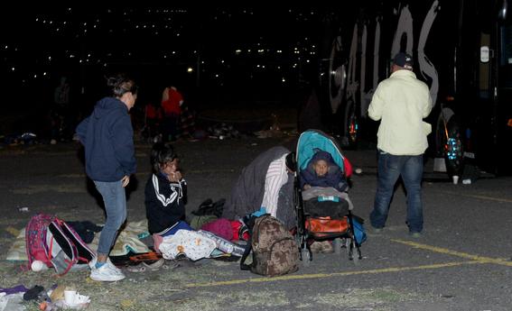 migrantes comienzan a llegar a guanajuato 2