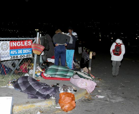 migrantes comienzan a llegar a guanajuato 3