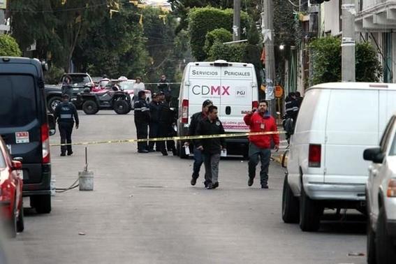 balacera y choque en iztapalapa dejan 8 muertos 2 heridos 1