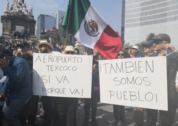 mexicano marcha fifi exigen el naicm en texcoco 1