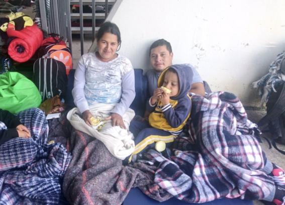 segunda caravana de migrantes llega lunes a cdmx 2