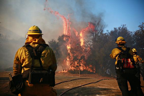 venezuela envia condolencias a eu por incendios en california 1