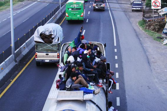 caravana migrante en tijuana 3