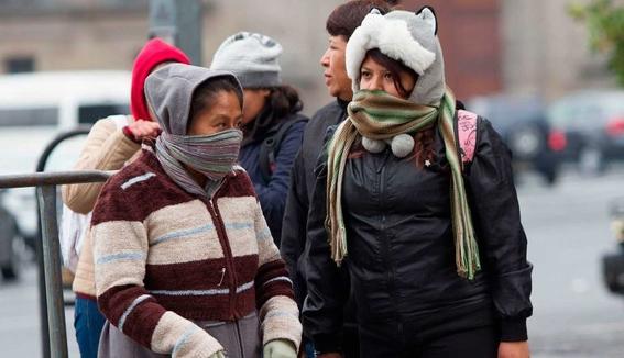 smn reporte del clima seguira el frio en mexico 1