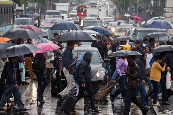 reporte del clima smn frio y lluvias en mexico 2