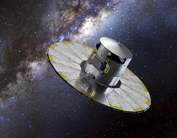 descubren galaxia fantasma detras de via lactea 2